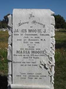 13- MOORE  JAMES